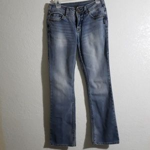 W28 x L29 soft washed jeans